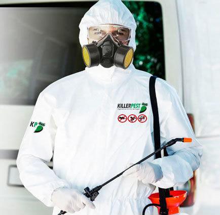 control de plagas killerpest